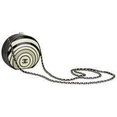 Chanel Spring 2006 Rare Resin Pillbox Minaudière Clutch