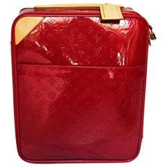 Louis Vuitton Pegase Luggage Monogram Vernis 45