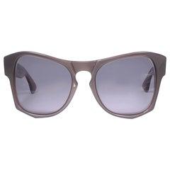 "New Vintage Yves Saint Laurent YSL "" Vanessa "" Pearl Grey Sunglasses"