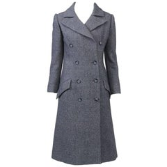 Guy Laroche '70S Tweed Coat and Skirt