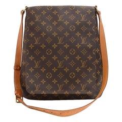 Vintage Louis Vuitton Musette Salsa Monogram Canvas Shoulder Bag