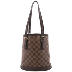 Louis Vuitton Marais Damier Bucket Bag