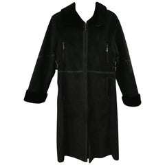 Balmain Black Coat