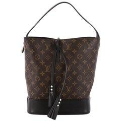 Louis Vuitton NN14 Idole Bucket Bag Monogram Canvas and Leather GM