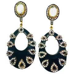 Myra Crystal Earrings