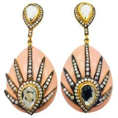 Meghna Jewels Mohawk Earrings