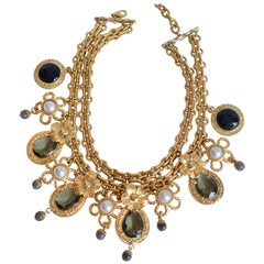 Francoise Montague Breloque Charm Necklace