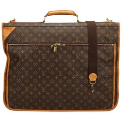 Louis Vuitton Brown Monogram Portable Cabine