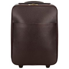 Black Luggage and Travel Bags