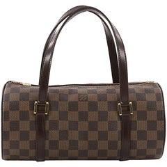 Louis Vuitton Papillon Handbag Damier 26