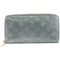Louis Vuitton Zippy Wallet Monogram Vernis