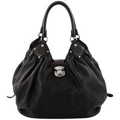 Louis Vuitton L-Hobo Mahina Leather