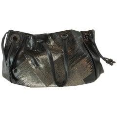 Valentino Metallic Shoulder Bag