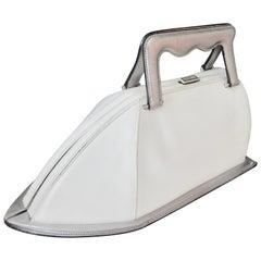 Moschino Ferro da Stiro Pop Art Iron-Shaped Handbag, 1990s