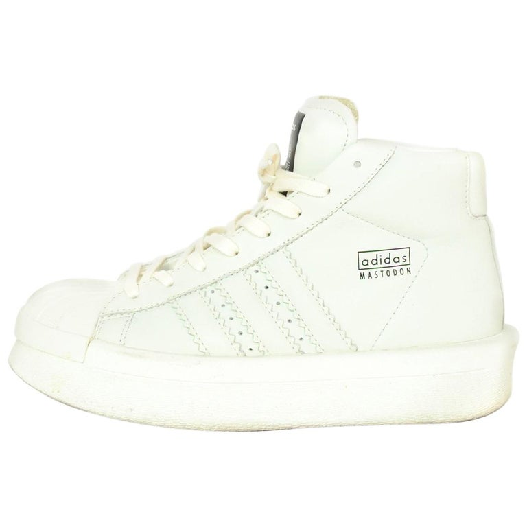 d407469823a Adidas x Rick Owens Unisex Mastodon Pro Model Sneakers For Sale at 1stdibs
