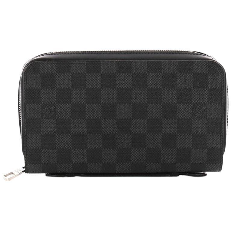e37c8b587602 Louis Vuitton Zippy Wallet Damier XL at 1stdibs
