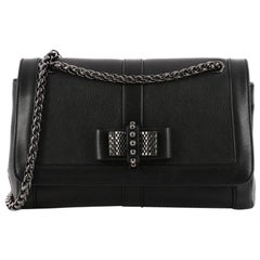 Christian Louboutin Sweet Charity Shoulder Bag Leather Small