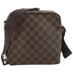 Louis Vuitton Olav Handbag Damier PM