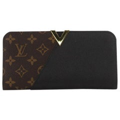 Louis Vuitton Kimono Wallet Monogram Canvas