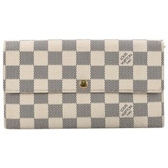 Louis Vuitton Sarah Wallet Damier