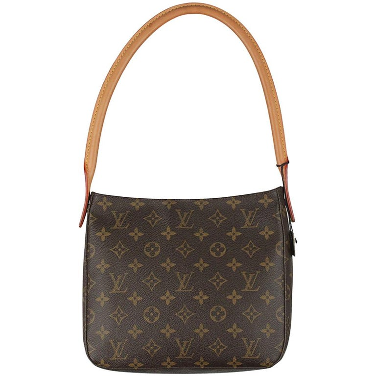 7f76402ebeec Louis Vuitton Monogram Canvas Looping MM Tote Bag For Sale at 1stdibs