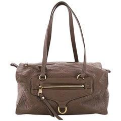 Louis Vuitton Inspiree Handbag Monogram Empreinte Leather
