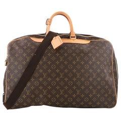Louis Vuitton Alize Bag Monogram Canvas 2 Poches
