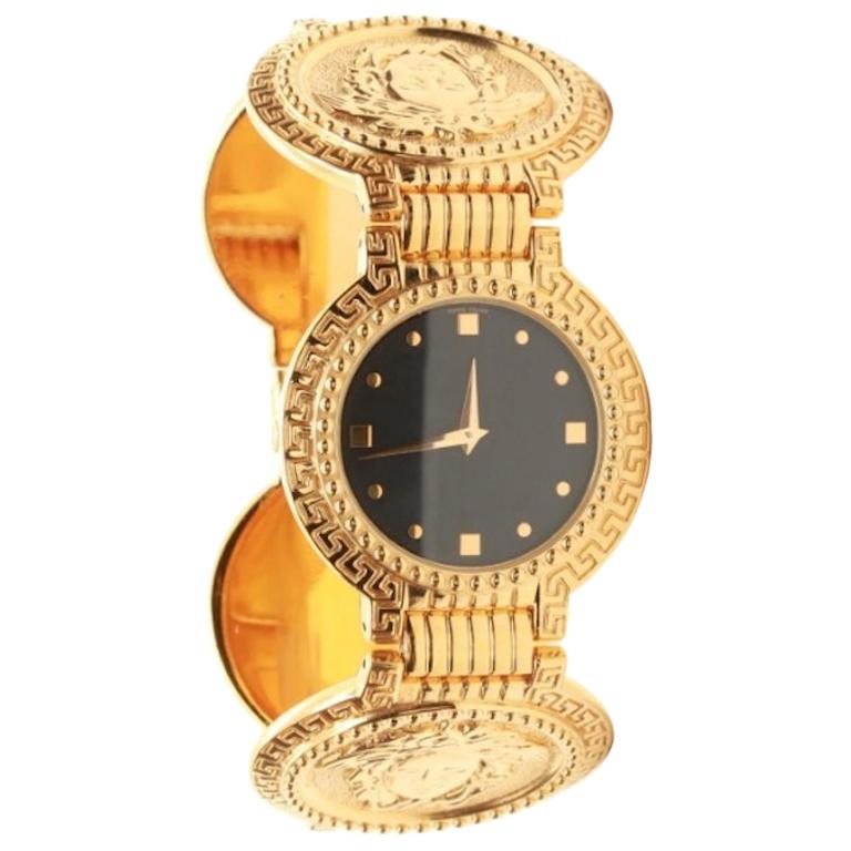 Gianni Versace Medusa watch, 1990