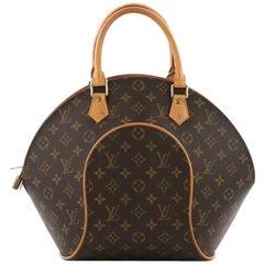 Louis Vuitton Ellipse Bag Monogram Canvas MM