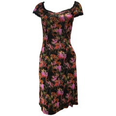 Zac Posen Floral Dress, 2010
