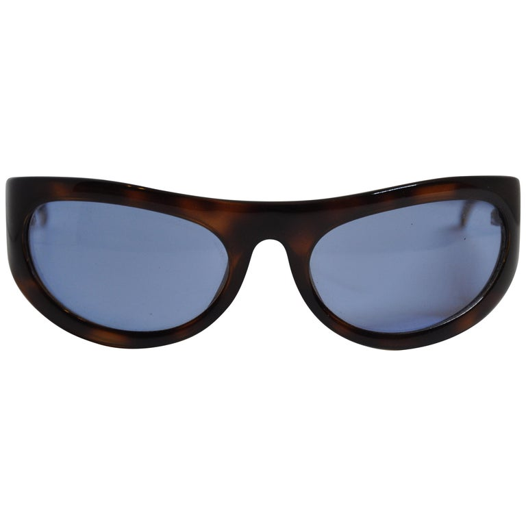 2d815d9355a3b Gucci Rich Warm Tortoise Shell Sunglasses For Sale at 1stdibs