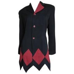 Matsuda Harlequin Color Block Jacket