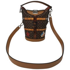 Louis Vuitton The Duffle Time Trunk Handbag