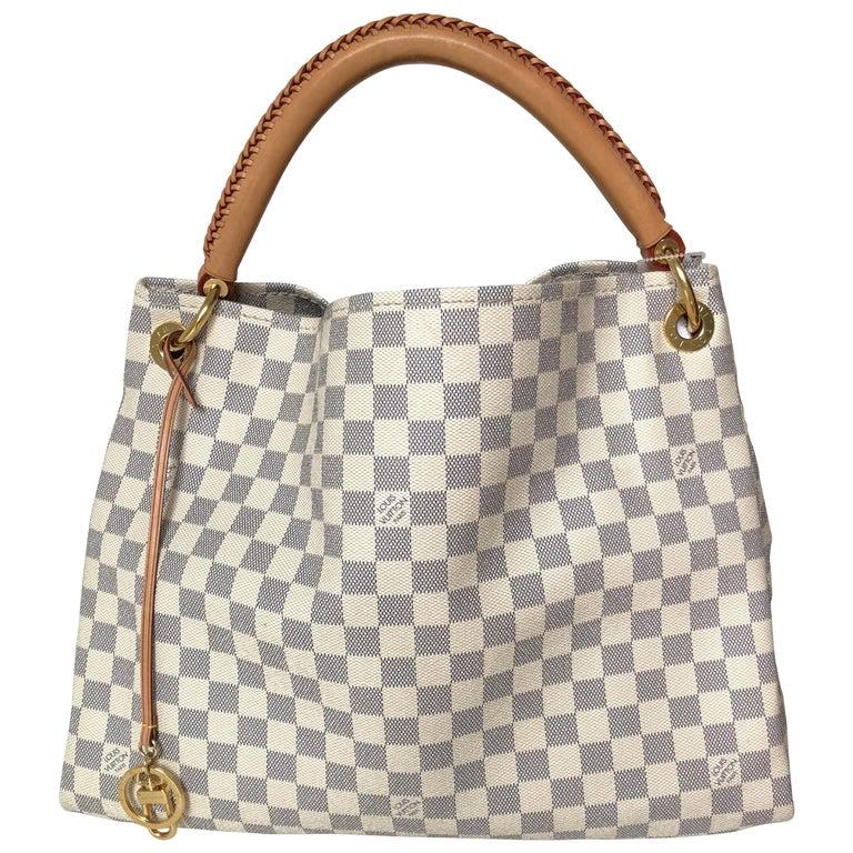 51978c6c0383 Louis Vuitton Damier Azur Artsy MM For Sale at 1stdibs