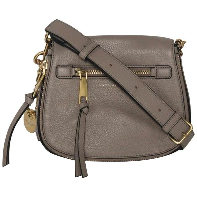 Marc Jacobs Leather Two Way Handbag Crossbody