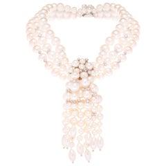 Simon Harrison Audrey Freshwater Pearl Necklace