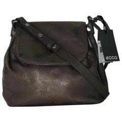 Ecco Fortine Crossbody Handbag in Dark Brown