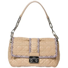 Dior Miss Beige Calf Leather