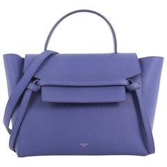 Celine Belt Bag Grainy Leather Mini