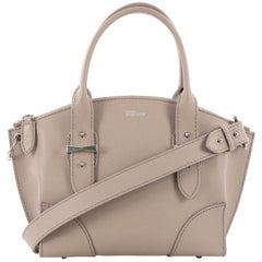 Alexander McQueen Legend Convertible Satchel Leather Small