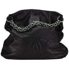 099d4bf92898 CHANEL Grand Shopping Tote (GST) Bag Black Caviar with Gold Hardware ...