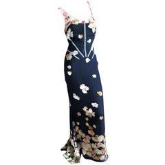 Christian Lacroix Vintage Evening Dress for Neiman Marcus NWT $3700 Size 38