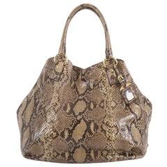 Prada Shoulder Bag Python XL