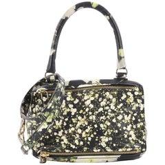 Givenchy Pandora Bag Printed Leather Small