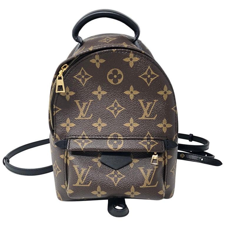 Louis Vuitton Palm Springs Mini Backpack at 1stdibs 74b96ab44fa1b