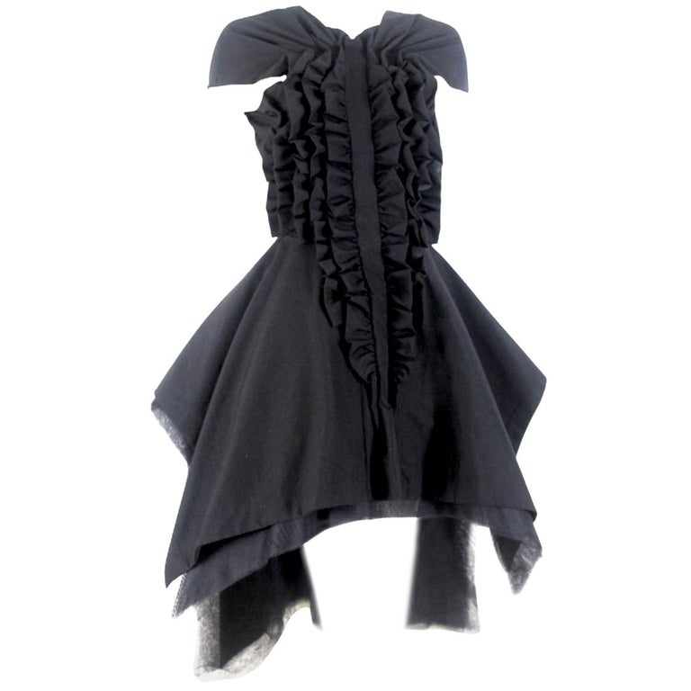 Comme des Garcons 1994 Collection Runway Dress