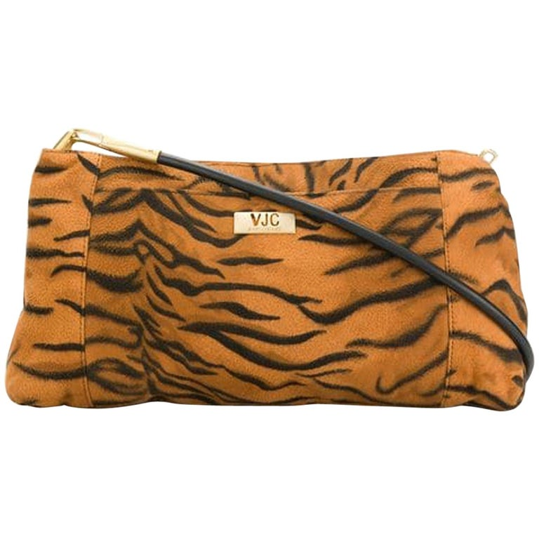 09be2d330d Versace Animal Print Shoulder Bag For Sale at 1stdibs