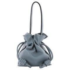 Loewe Flamenco Knot Bag Leather Small
