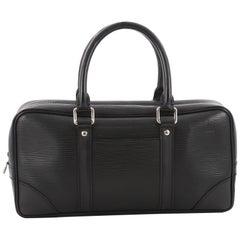 Louis Vuitton Vivienne Handbag Epi Leather East West