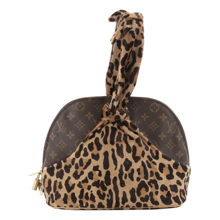 Louis Vuitton Limited Edition Alaia Centenaire Alma Bag